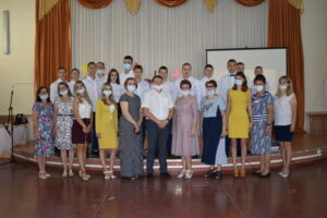 Фотография воспитанников. 1 сентября